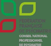 Fédération française de psychiatrie Logo