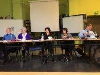 réunion de travaux de recommandation à la FFP